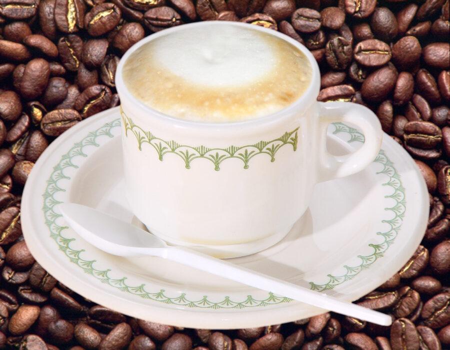 Filiżanka kawy zdrowie