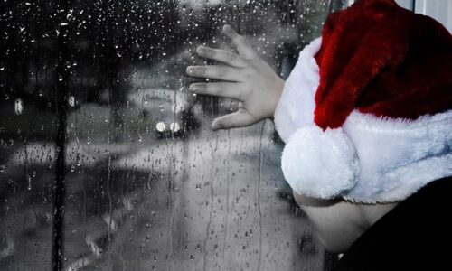 Niewesołe święta – samotność i depresja w Boże Narodzenie