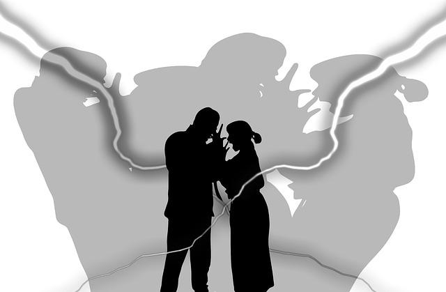kryzys w związku terapia par