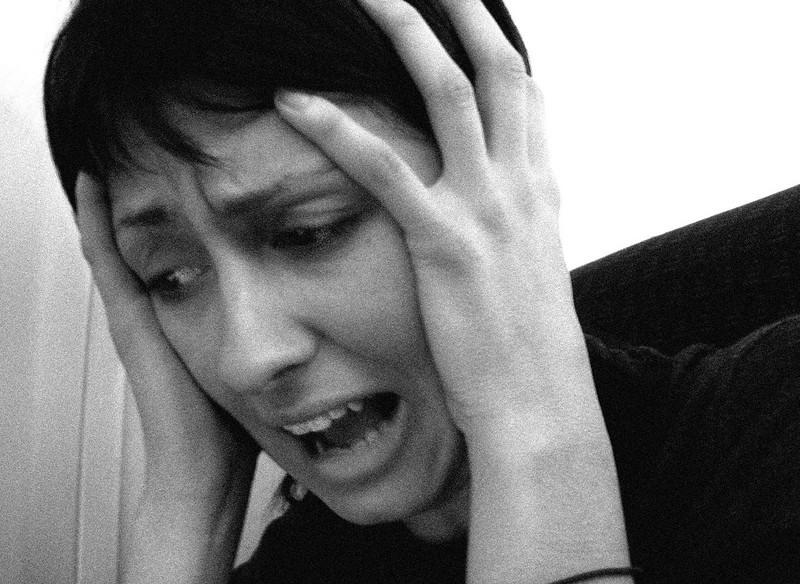 jak zapobiegać panice, kobieta strach