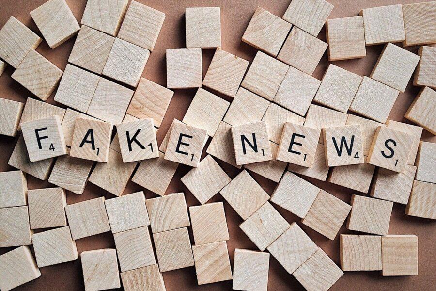 fake news błędy kłamstwo