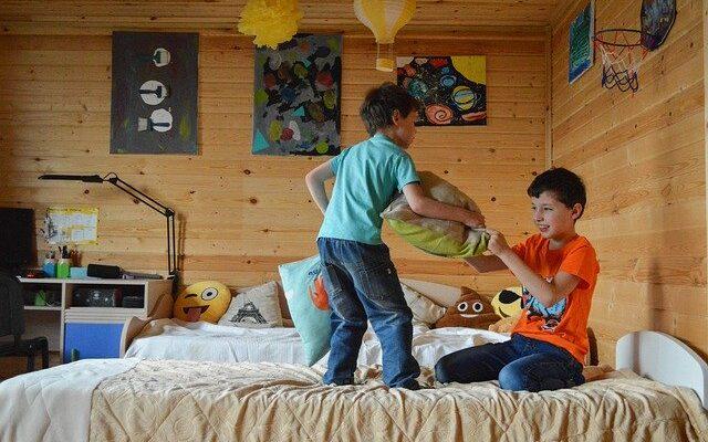 Wojna domowa – czyli kłótnie między rodzeństwem