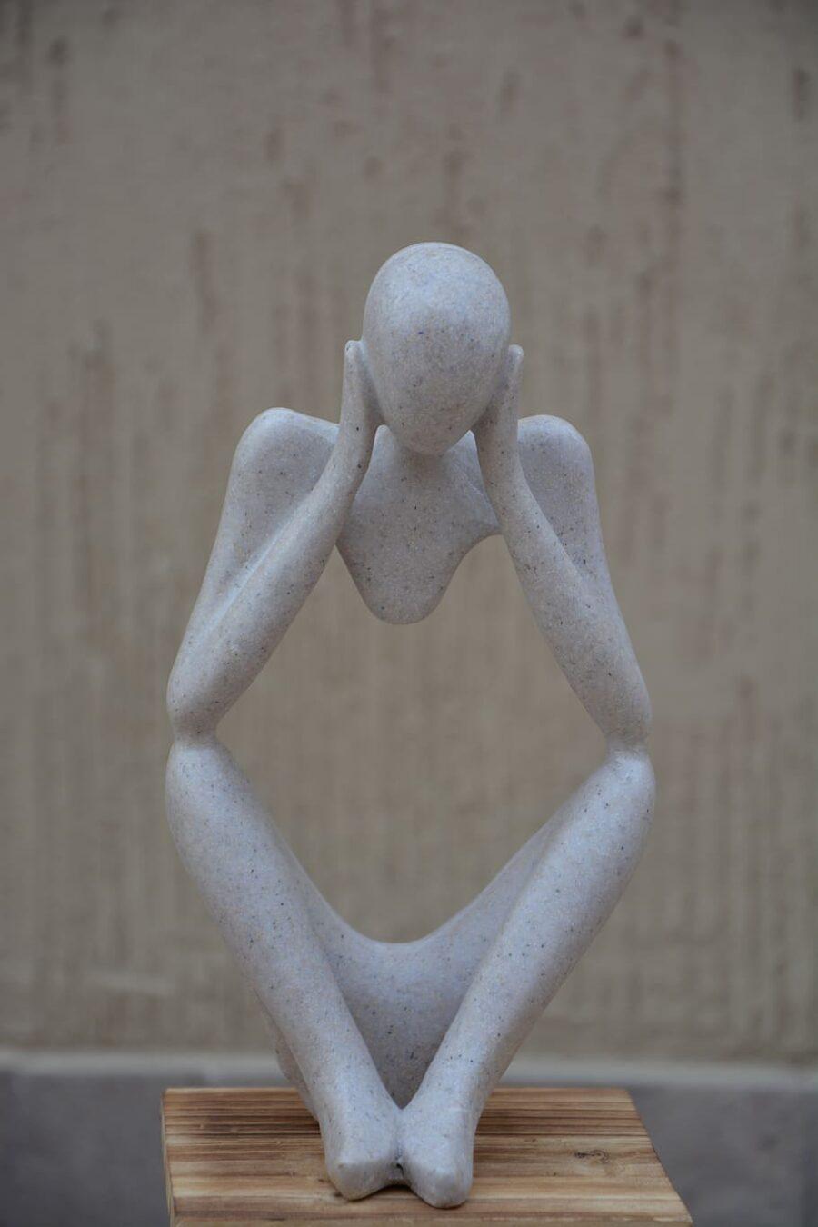 zespół aspergera rzeźba