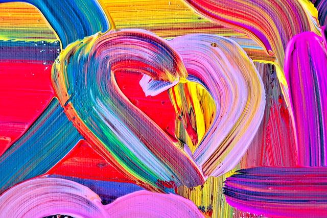emocjonalność uczucia kolory