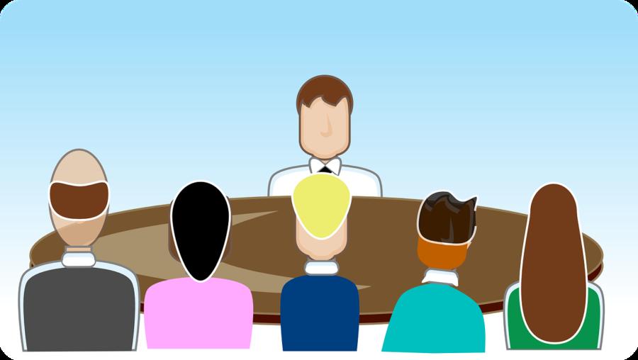 zmiana pracy nowa praca spotkanie