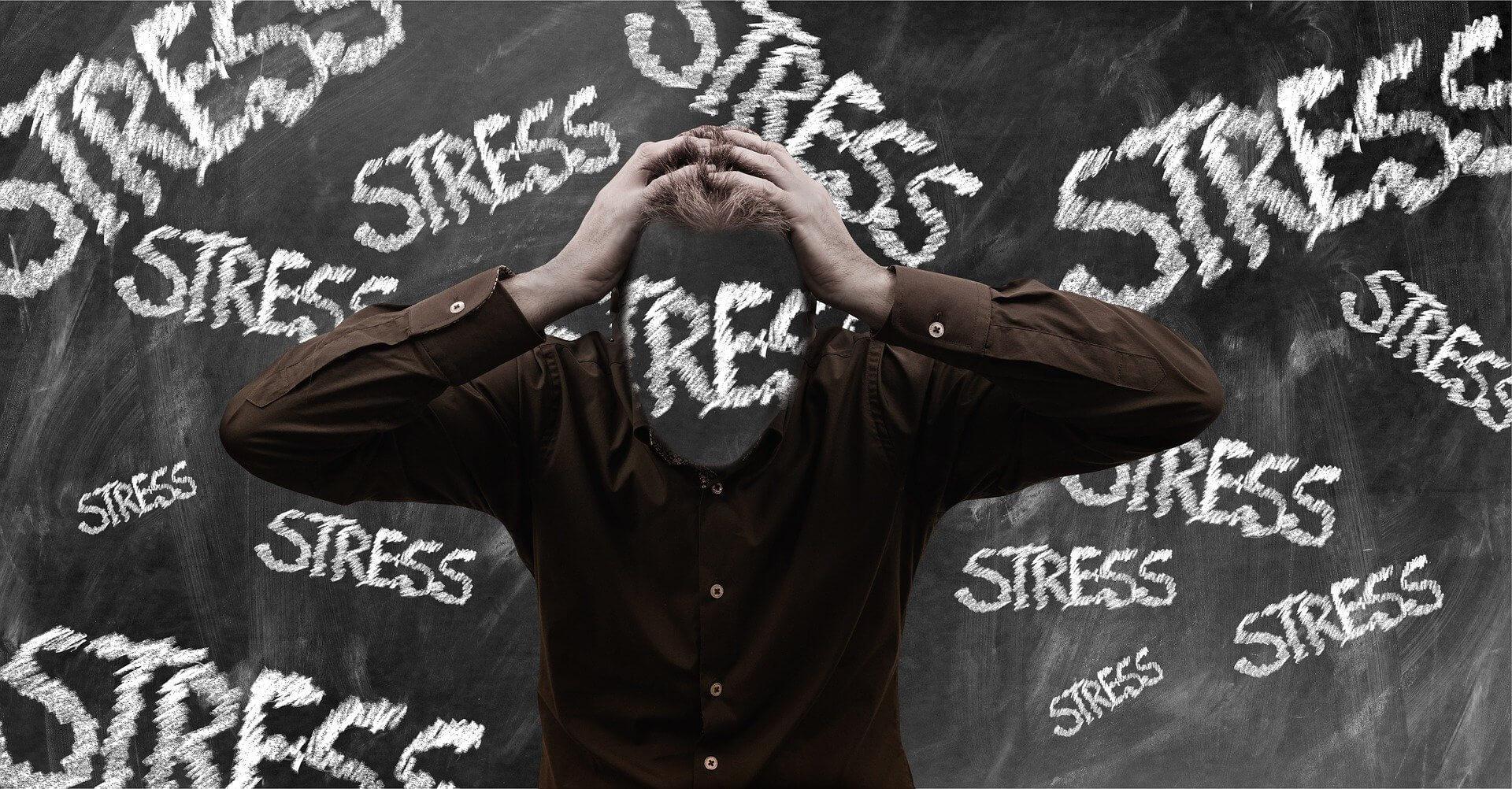 Zajadanie stresu i inne negatywne sposoby na stres